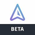 HERE WeGo BETA icon