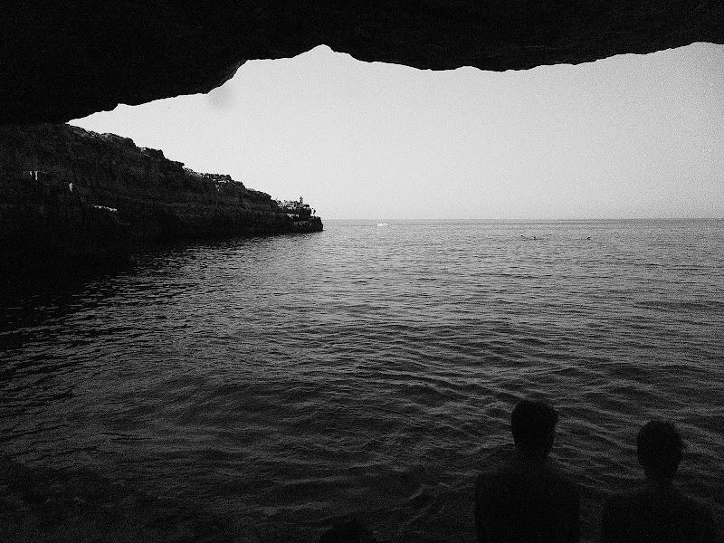 Outside the cave di Bestio