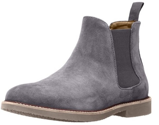 Steve Madden Men's Highline Synthetic sole Chelsea Boots