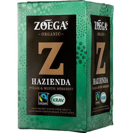 Kaffe Zoegas Hazienda 450g vac
