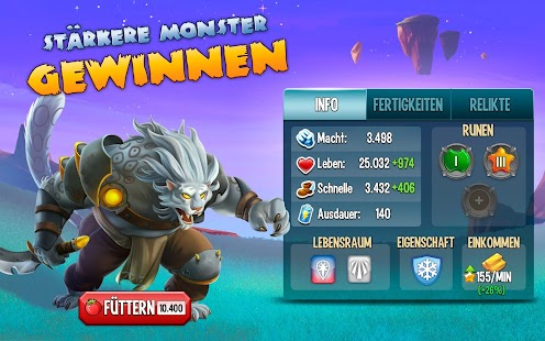 Monster Legends - RPG Screenshot
