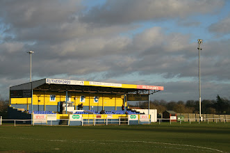 Photo: 01/01/13 v Northampton Spencer (United Counties League Div 1) 2-1 - contributed by Martin Wray