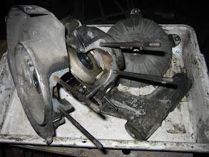 Photo: motor abierto