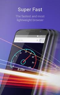 Super Fast Browser - náhled