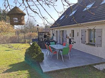 maison à Chamant (60)