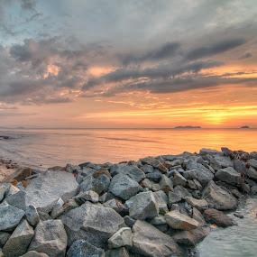 Pantai Murni, Yan, Kedah, Malaysia by Syahidee Omar - Landscapes Sunsets & Sunrises