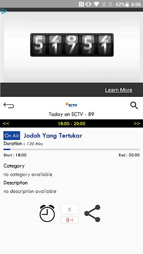 TV Indonesia Free TV Listing 5.8 screenshots 3
