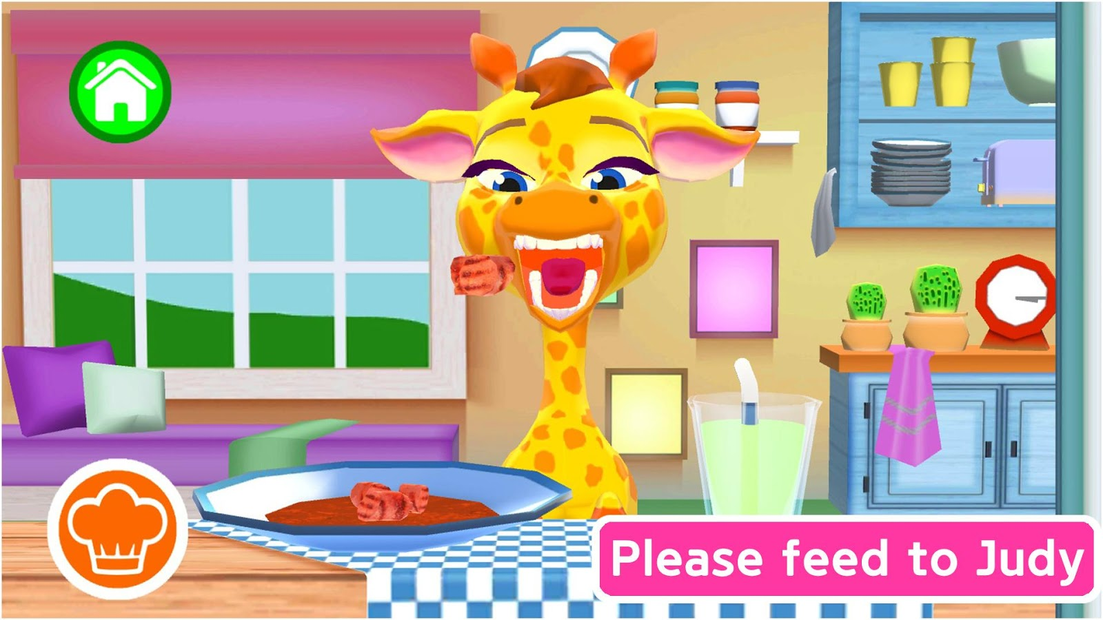 Picabu Kitchen Cooking Games Android Apps On Google Play