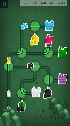 Screenshot 6 for Lumosity's Android app'