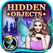 Hidden Objects: Fairy Princess