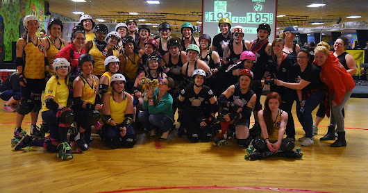 2018-04-21 Mass Attack Roller Derby 2018 Home Opener