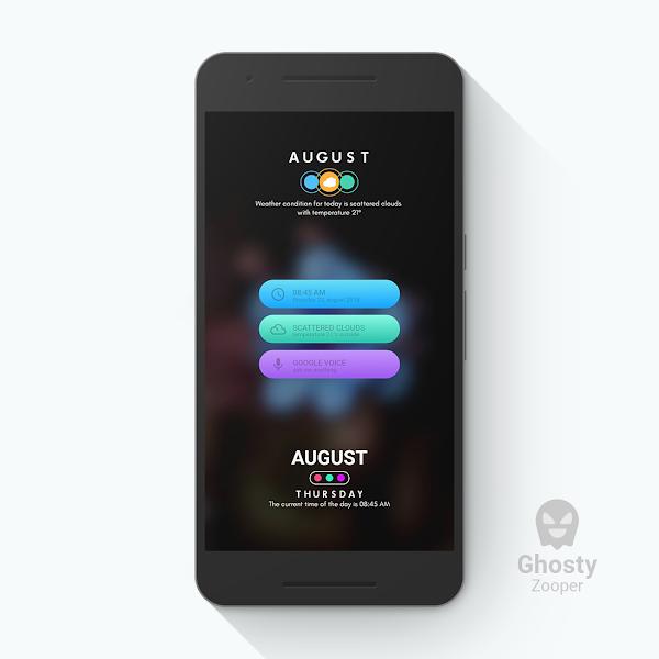 Ghosty Zooper – Widgets Premium v1.7.7 [Paid]