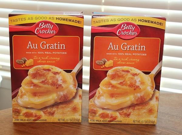 One Pot Wonder-au Gratin Potatoes/chicken Recipe
