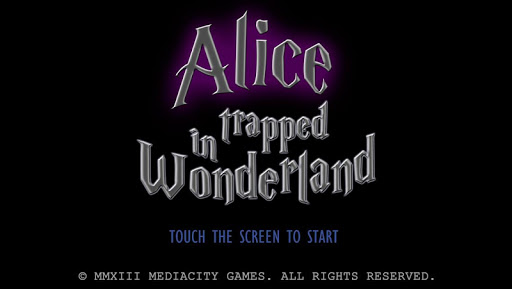 Alice Trapped in Wonderland - screenshot