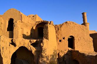Photo: Karnaq - wymarłe miasto