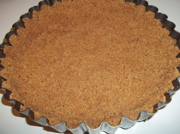 Pat the pecan mixture into a 9 inch tart pan or 9 inch pie...