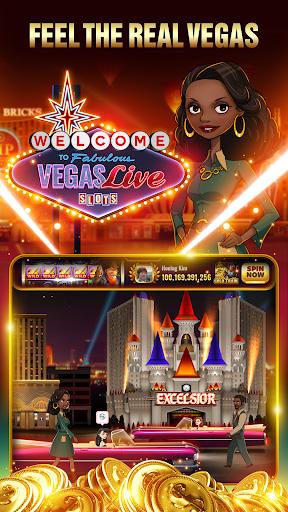 Vegas Live Slots : Free Casino Slot Machine Games apkpoly screenshots 15