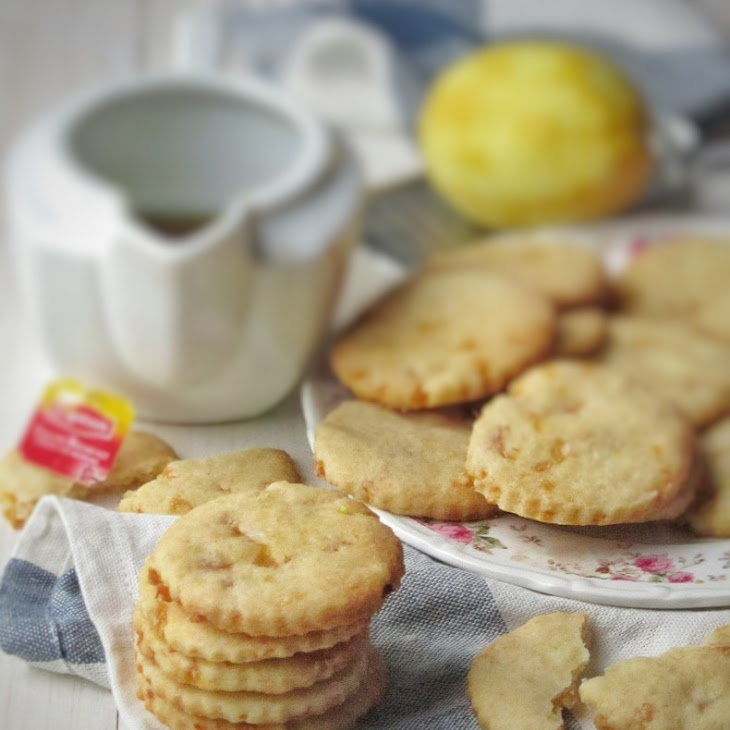 Chai Soaked Apricot Cookies Recipe
