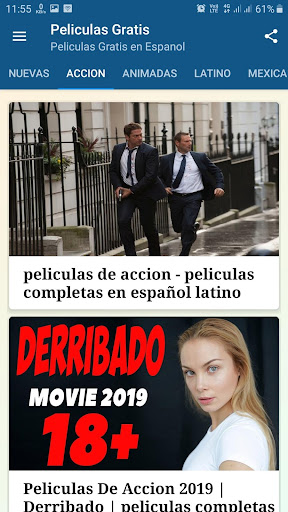De estreno gratis en espanol latino peliculas 4k
