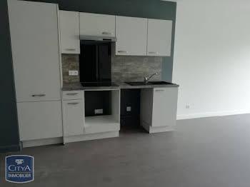 Appartement 2 pièces 39,74 m2