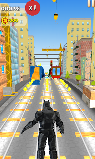 Bat Subway Surf 1.1 screenshots 7