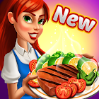 Chef Fever Kitchen Restaurant Food Cooking Games icon
