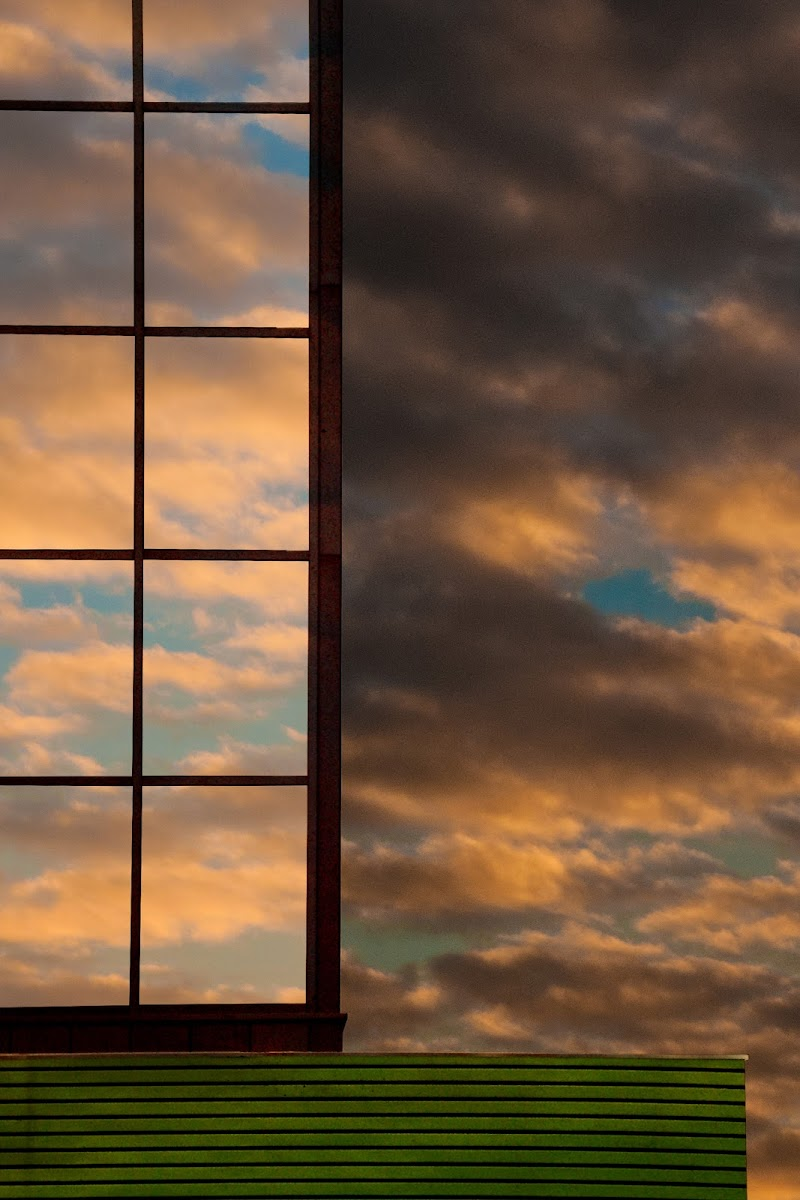 Riflessi di un tramonto di Scaletta