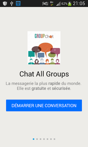 Chat All Groups