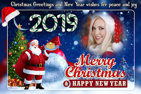 Download Christmas Photo Frame 2019 For PC Windows and Mac apk screenshot 3