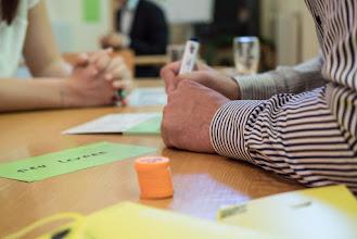 Photo: Workshop mit Dieter Strasser