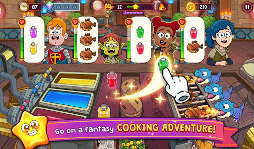 Potion Punch 2: Fantasy Cooking Adventures screenshots 17