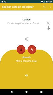 Download Traductor de Español a Catalán y viceversa. For PC Windows and Mac apk screenshot 2