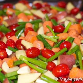 Roasted Vegetable Stock