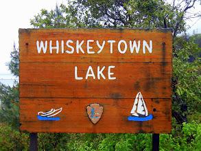 Photo: Whiskeytown Lake