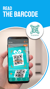 QR code scanner for android: QR scanner, QR reader 2