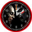 Zombies vs Vampires Clock icon