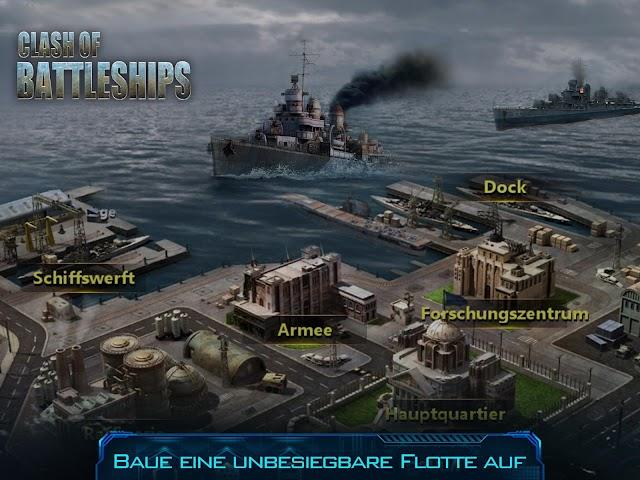 android Clash of Battleships Screenshot 13