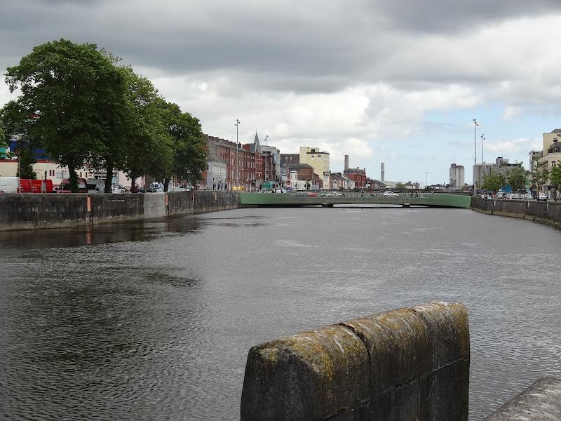 Photo: The River Lee, which runs through Cork