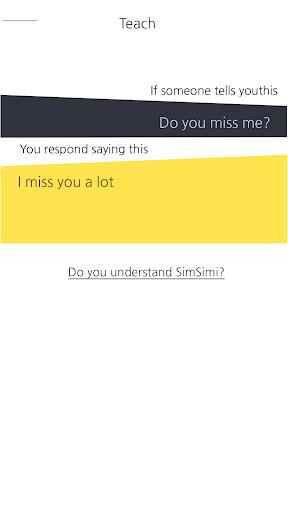 SimSimi 6.8.6.7 screenshots 2