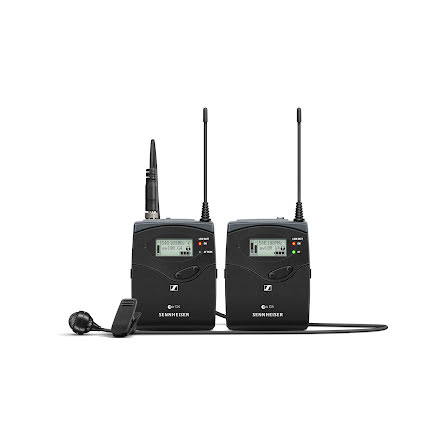 Wireless Mic Set Lavalier EW 122P G4