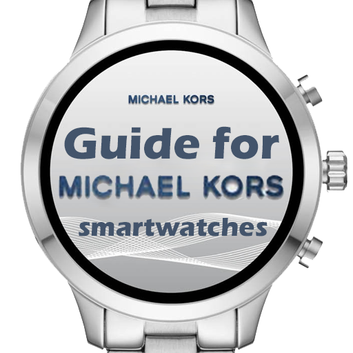 Guide For Michael Kors Smartwatches Rakendused Google Plays