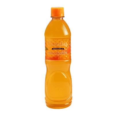 agua canaima saborizada mandarina 600ml