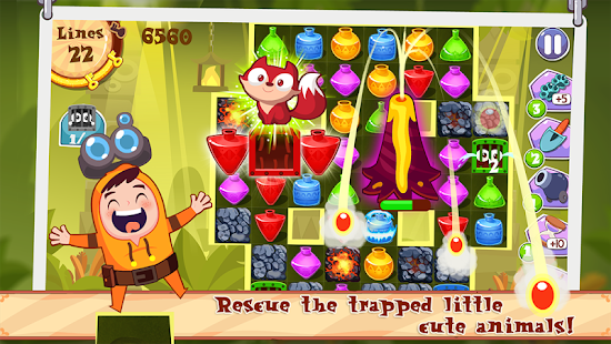 King Of Crush : Lost Treasure- screenshot