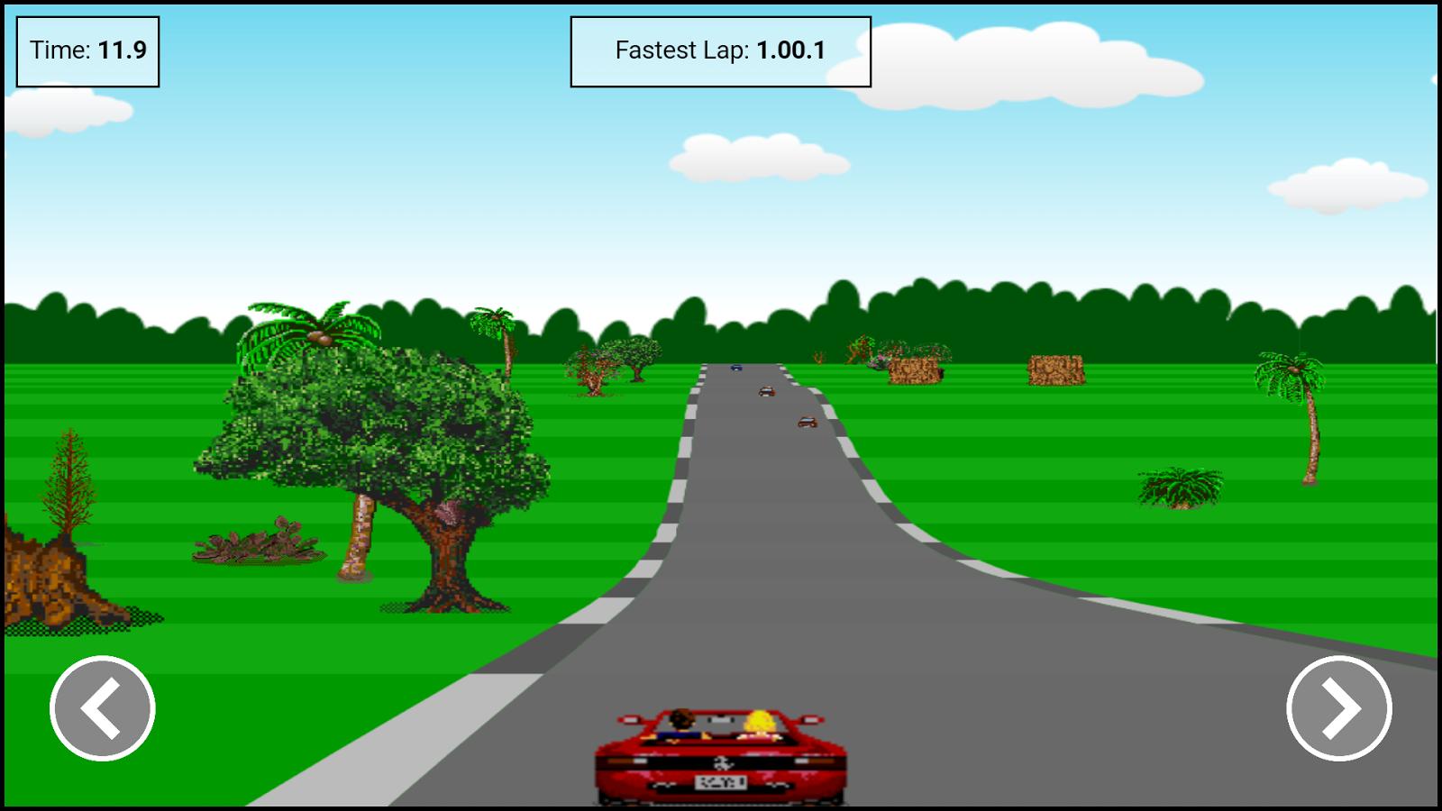 free car racing for kids screenshot