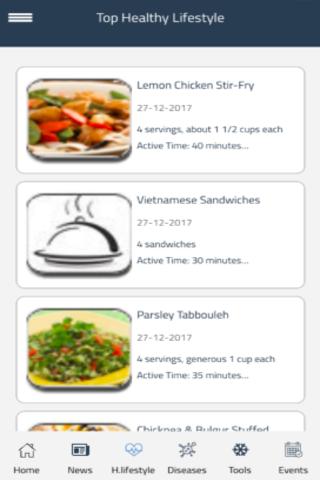 Health Encyclopedia  screenshots 3