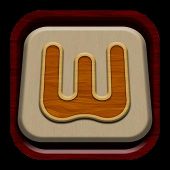 ウッディーパズル (Woody Puzzle?)