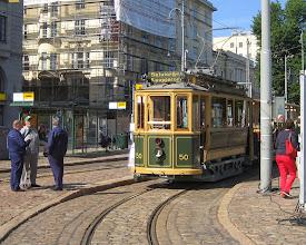 Photo: Helsinki tram South Harbour