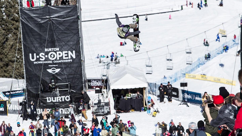 Burton U.S. Open Highlights