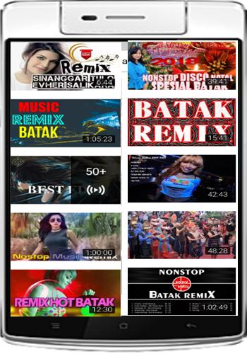 Lagu Batak Remix Terpopuler Voll 7 1.0.0 screenshots 4