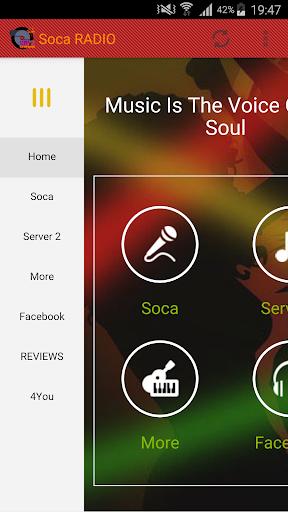 Soca Music Radio Cararibbean u00a92016 Duta screenshots 18